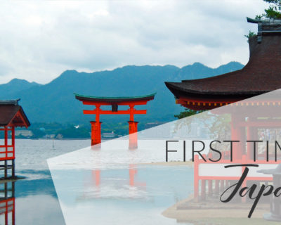First Time Japan